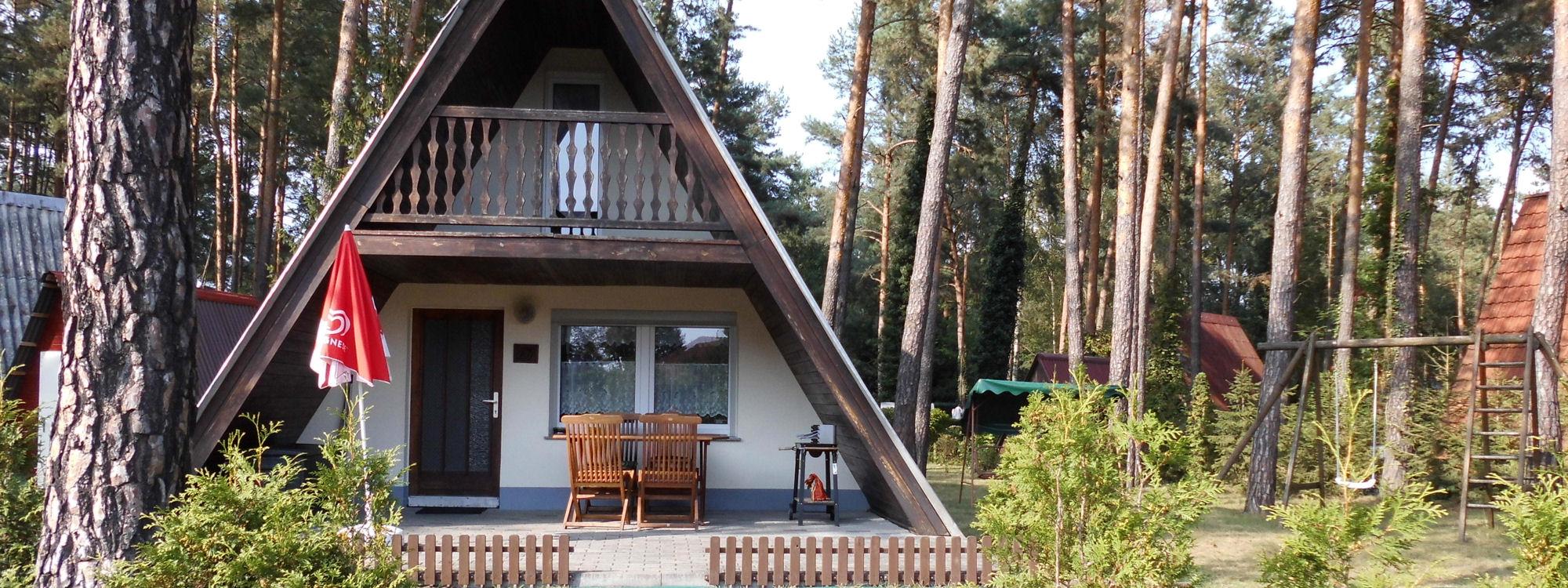 Finnhütten - Ferienhäuser Lausitzer Seenland - Silbersee ...