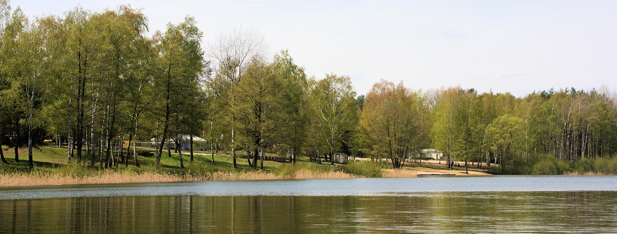 Campingpark Silbersee im Lausitzer Seenland
