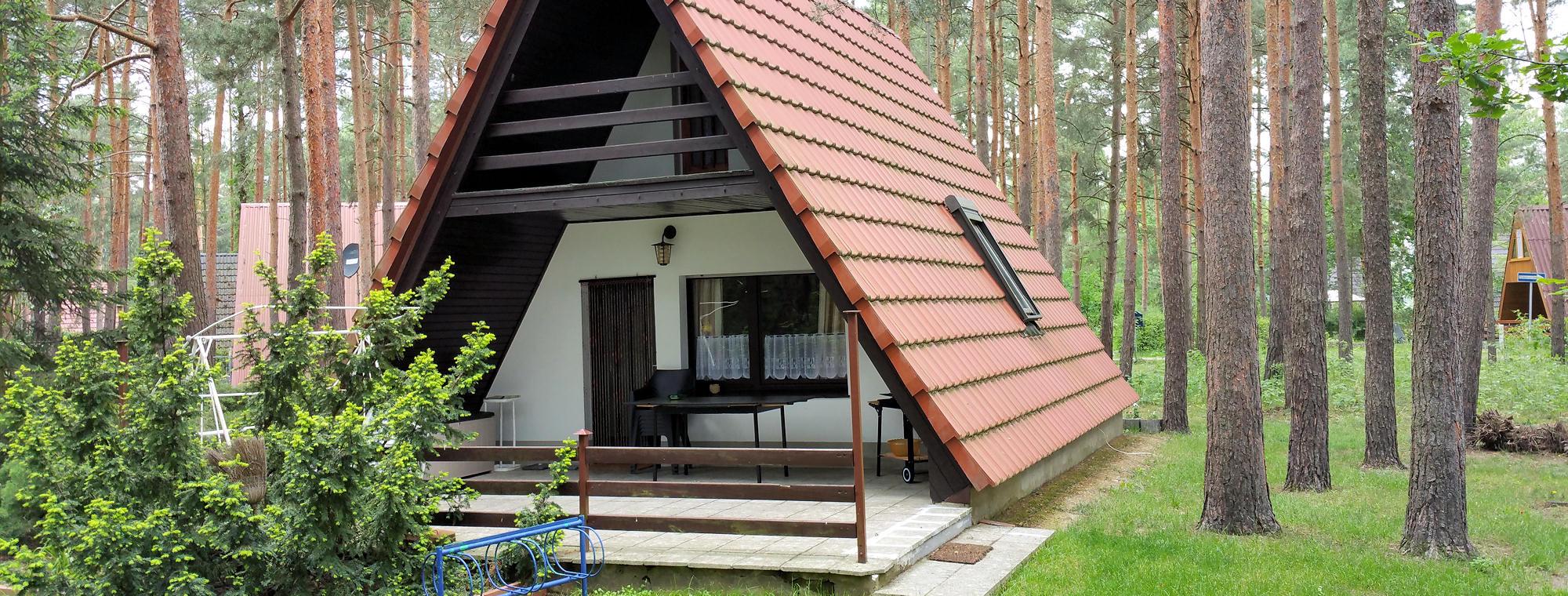 Finnhutte Ferienhaus Im Lausitzer Seenland Direkt Am Silbersee